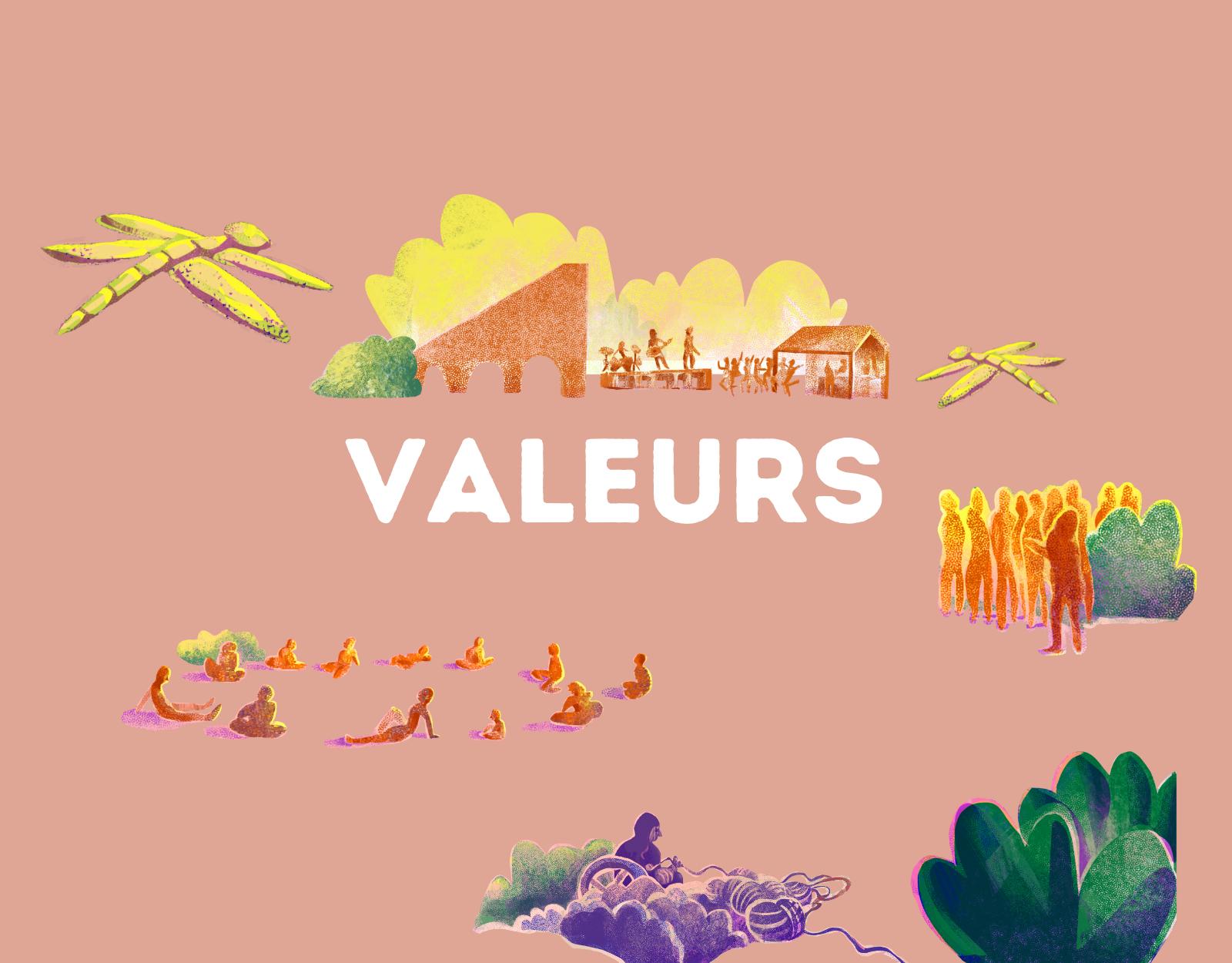 valeurs crescendo