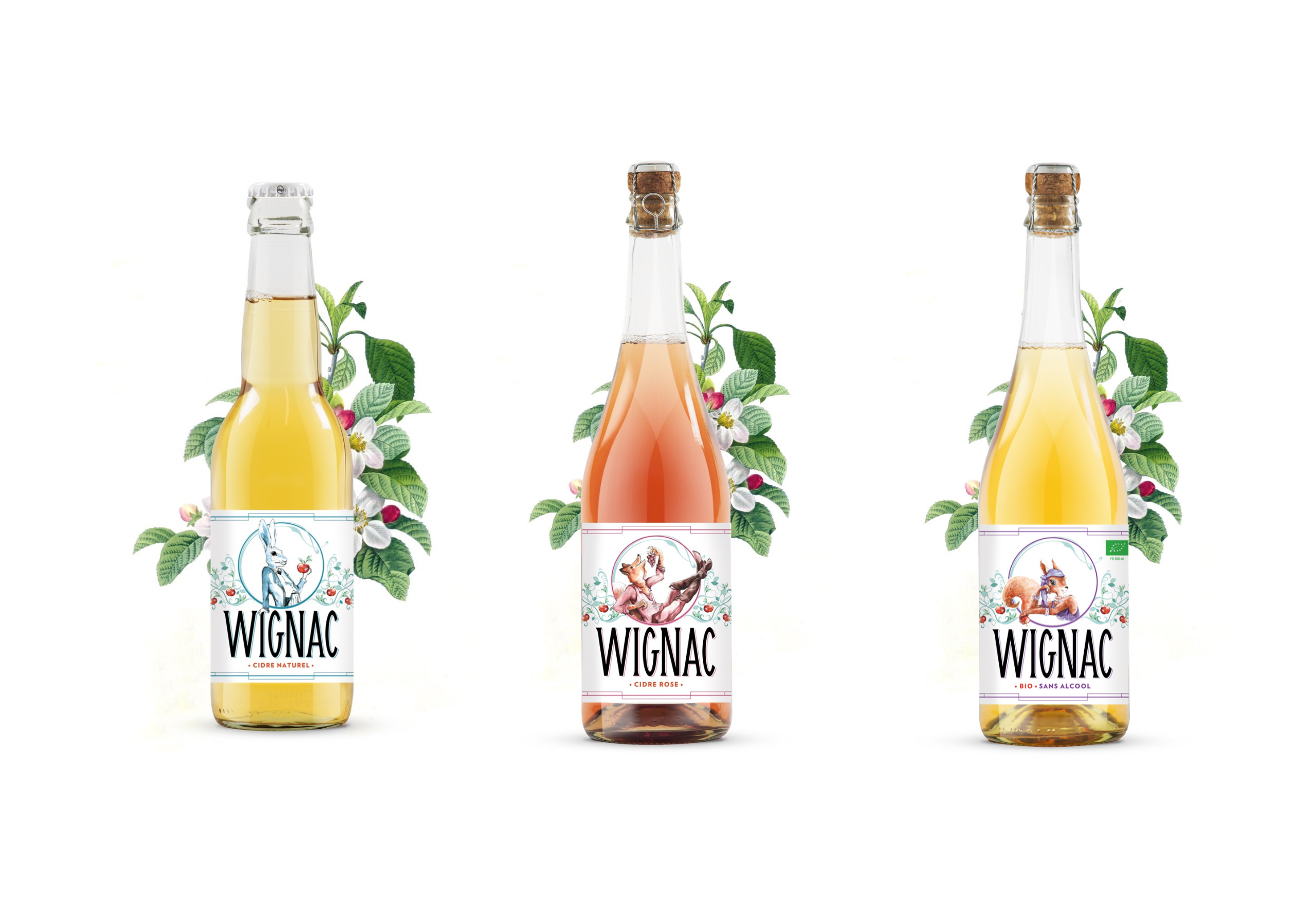 Wignac Cidre Crescendo 2021