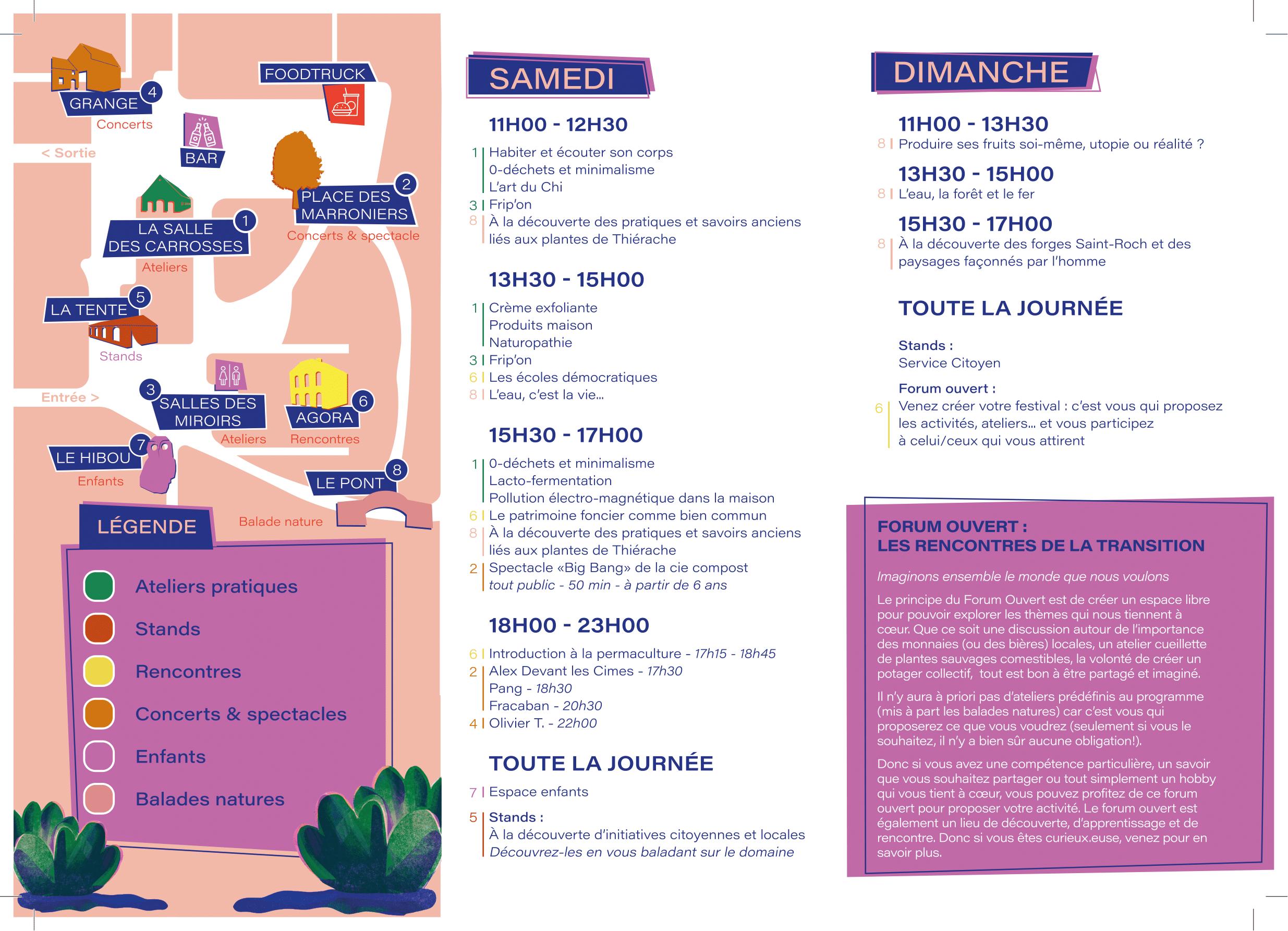 Programme Crescendo 2021